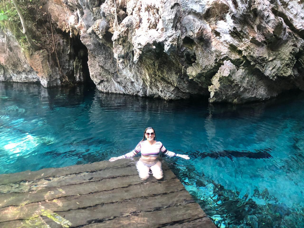 Lagoa do Japonês: Atração surpreendente do Jalapão