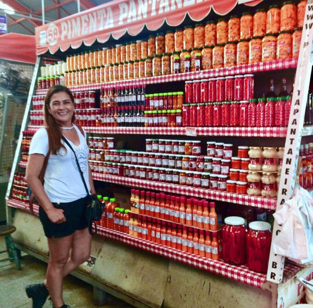 Cultura, Gastronomia e artesanato no Mercadão Municipal de Campo Grande MS
