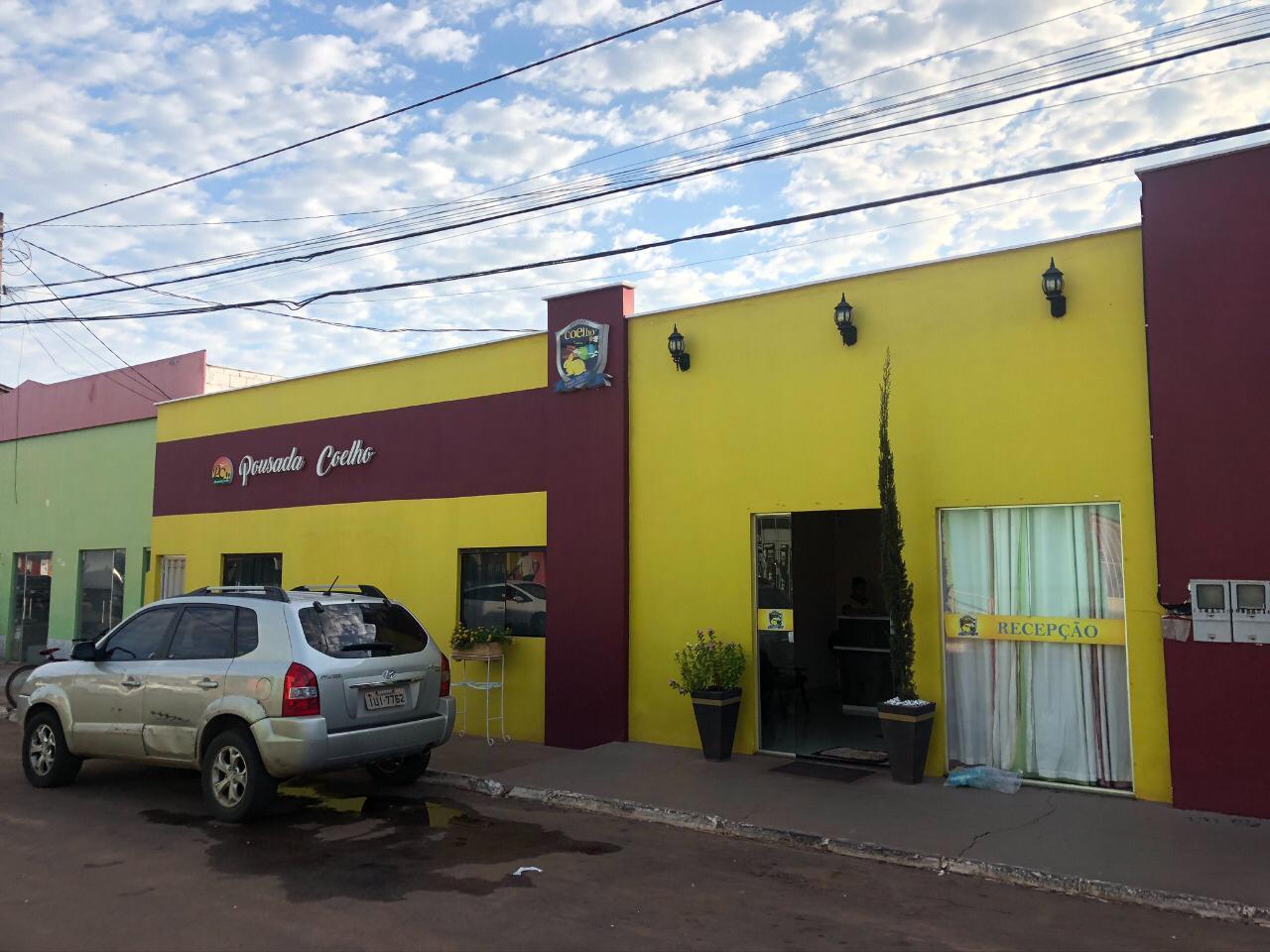 Expedição Jalapão - Hotel Coelho em Ponte Alta do Tocantins