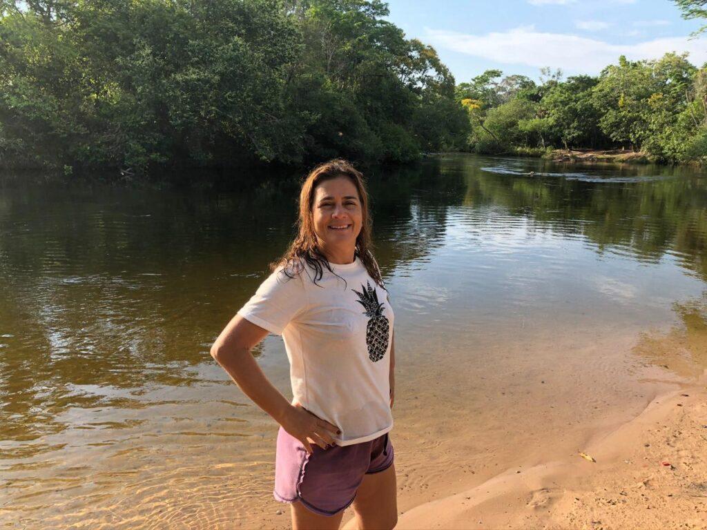 Jalapão - Praia do Alecrim, - Rio Novo - São Felix do Tocantins