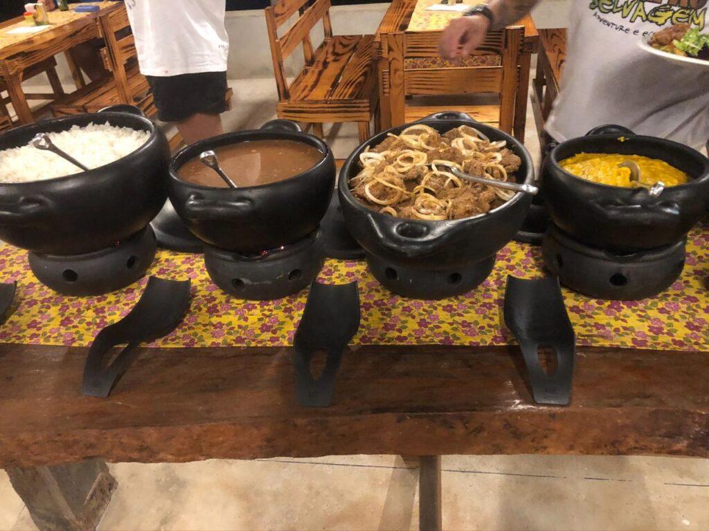 Expedição Jalapão - Mateiros - Restaurante Camping Jalapão Extremo