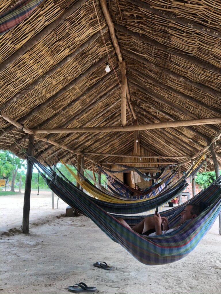 Expedição Jalapão - Restaurante Camping do Vicente - Mateiros