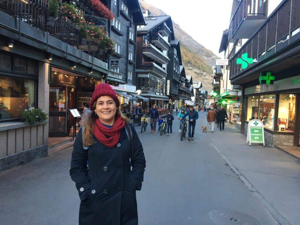 Curiosidades sobre a Vila de Zermatt