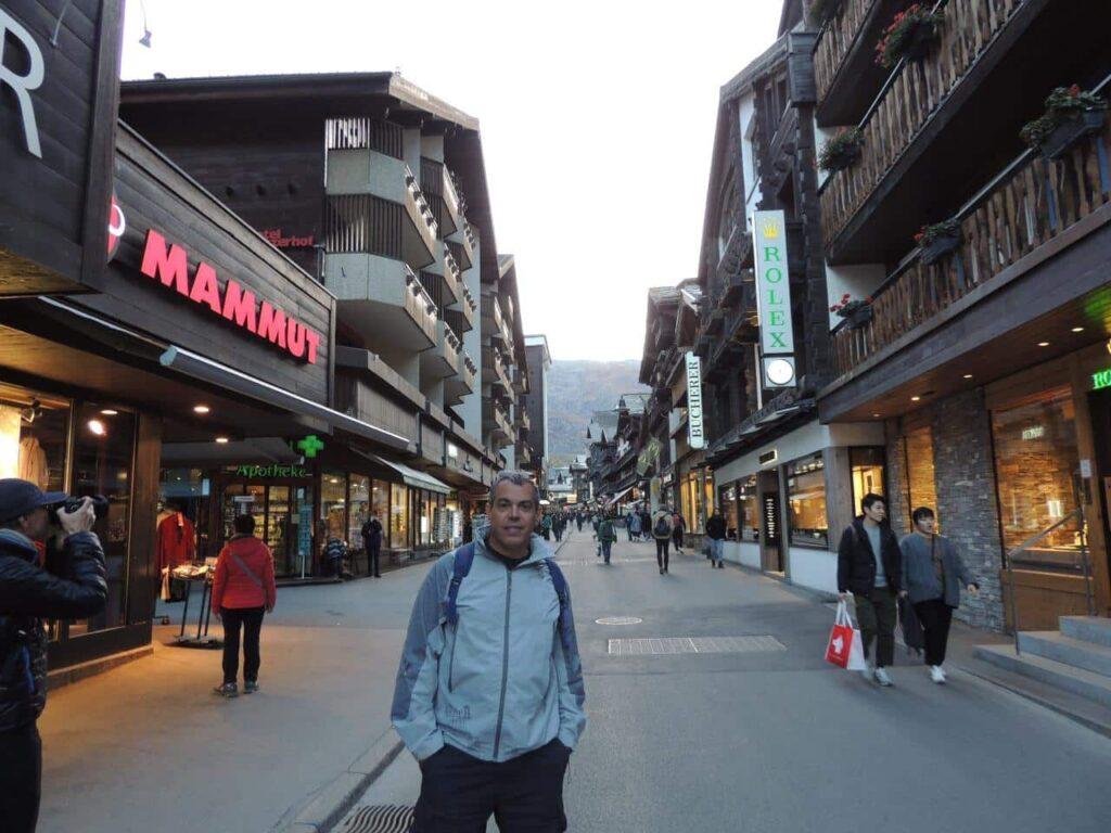 City Tour - O que ver na Vila de Zermatt?