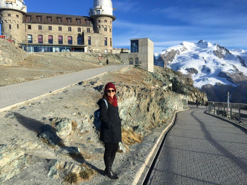 Gornergrat 360 a melhor vista de Matterhorn