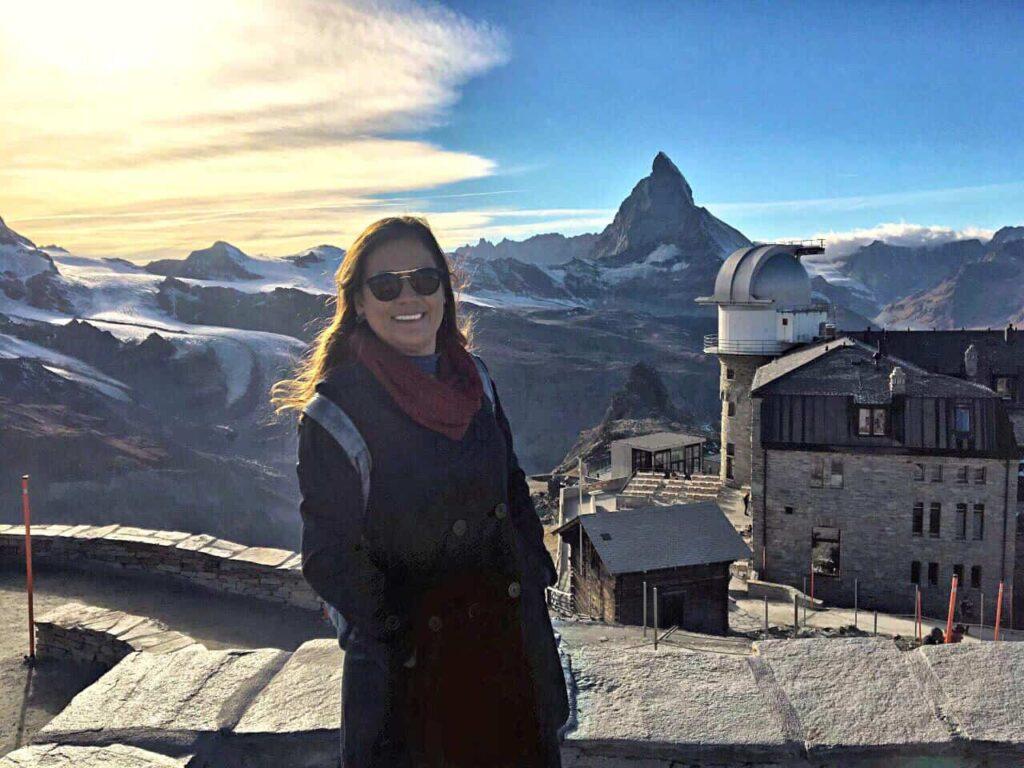 O Gornergrat 360 a melhor vista de Matterhorn