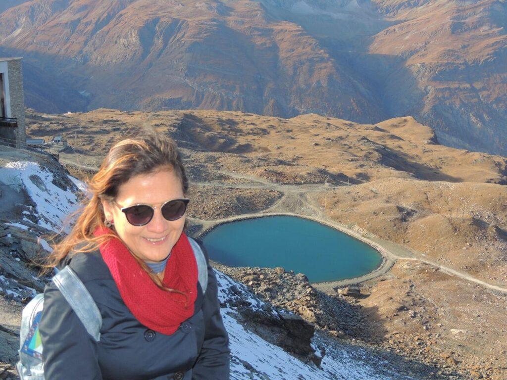 Gornergrat 360 - trilhas, montanhas e lagos