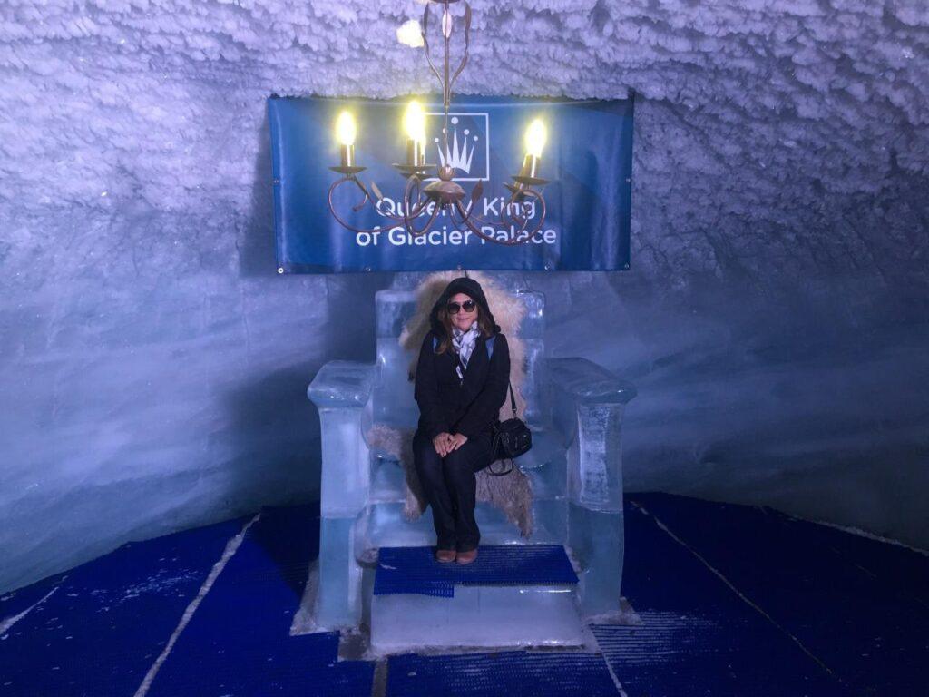 Matterhorn Glacier Paradise - Palácio de Gelo