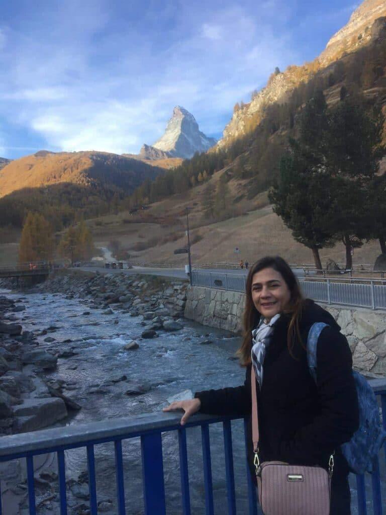 Matterhorn, a incrível montanha do chocolate Toblerone