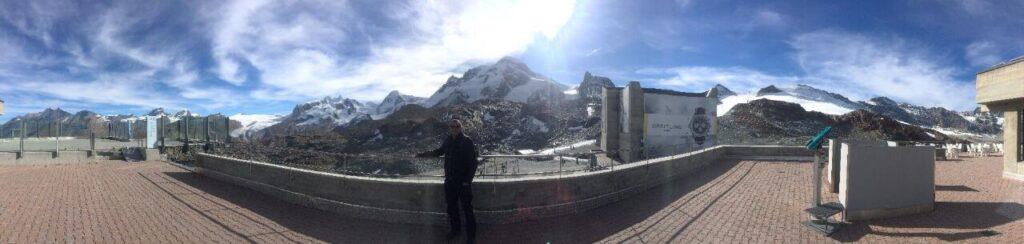 A Vista panorâmica do Matterhorné imperdível