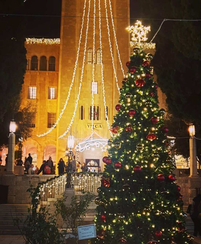 Dez cidades para se aproveitar o Natal pelo mundo - Terra Santa - Jerusalém
