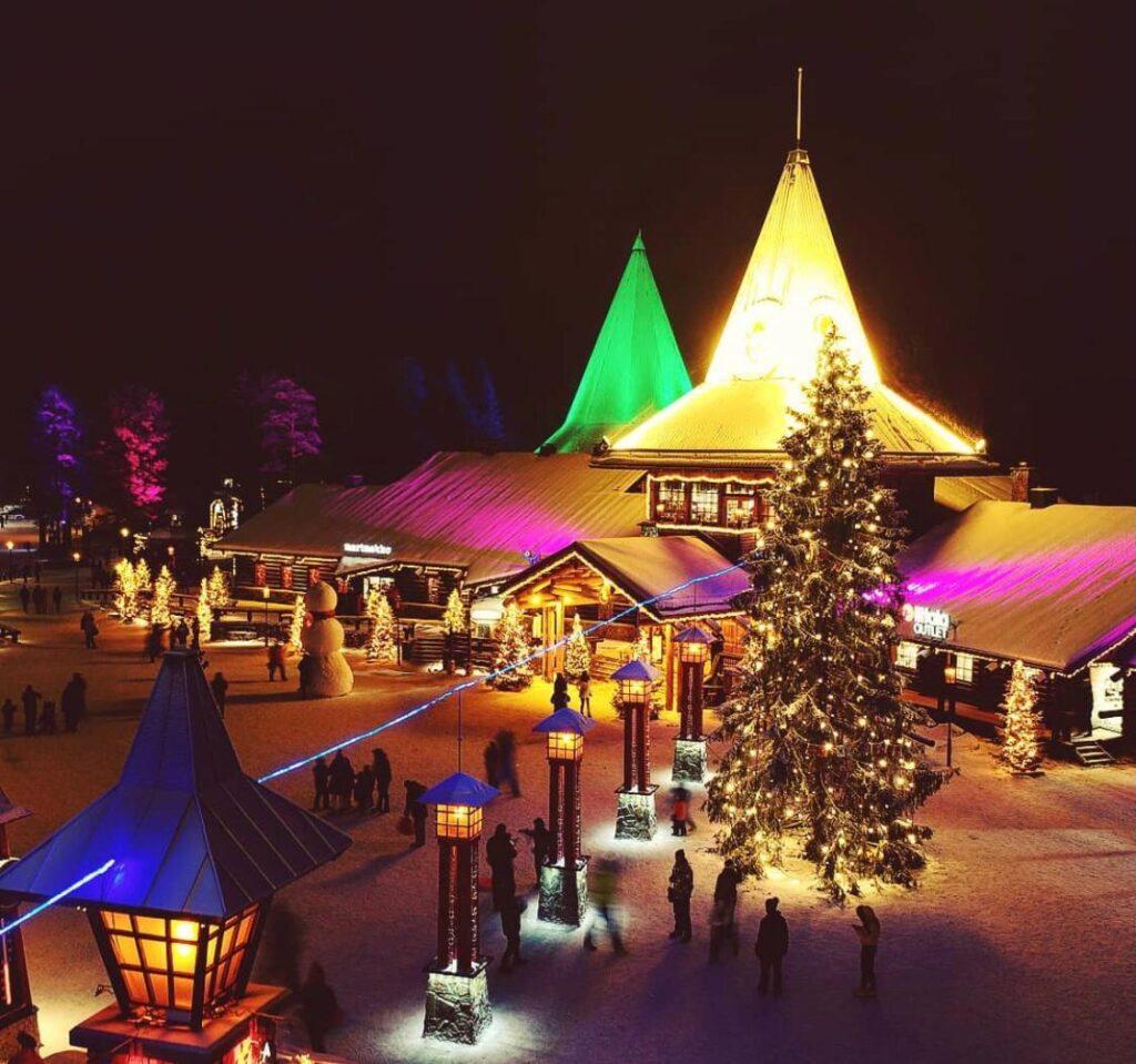 Dez cidades para se aproveitar o Natal pelo mundo