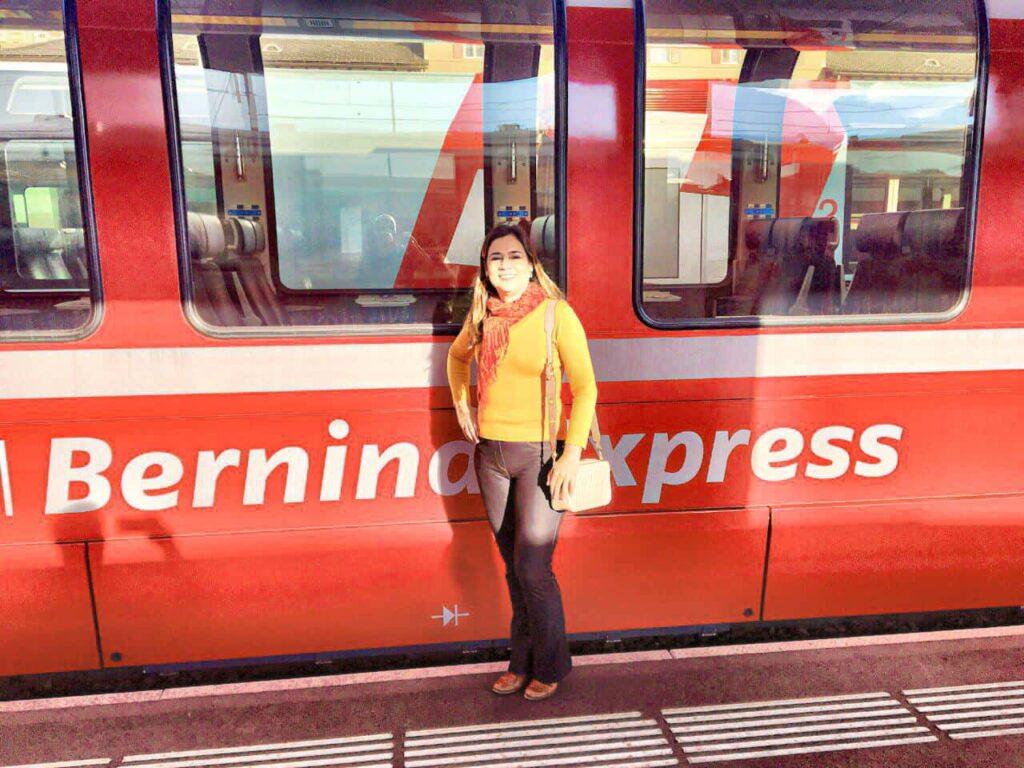 Onde e como comprei o meu Swiss Pass