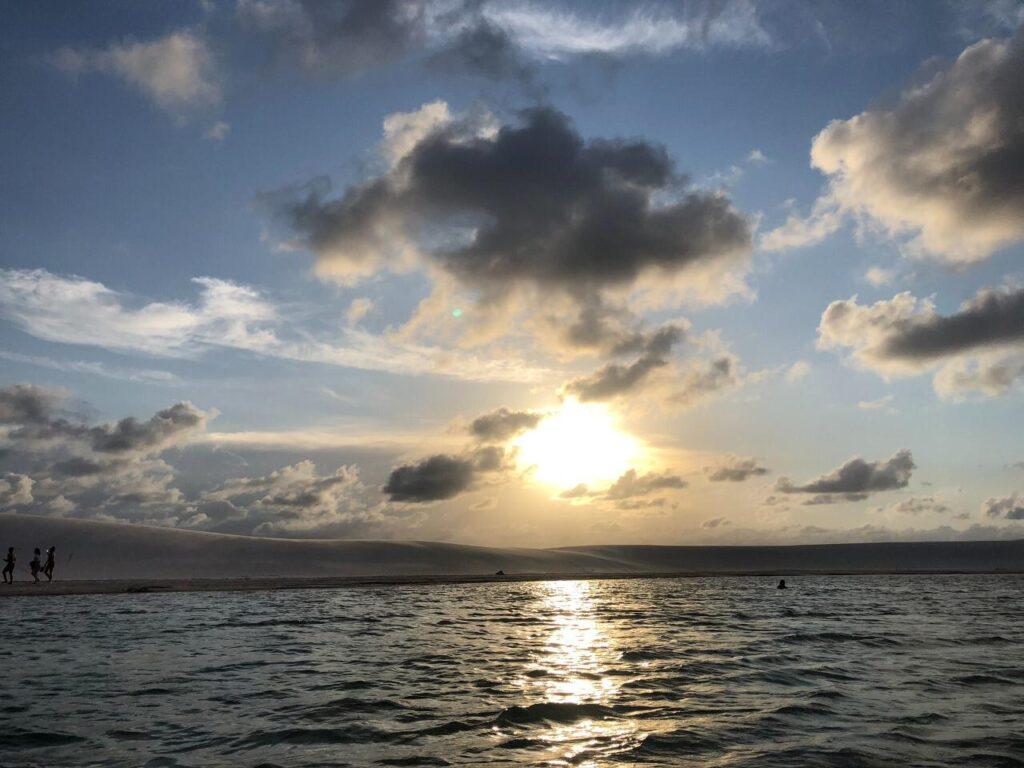 Lençois Maranhenses - Por do Sol imperdível