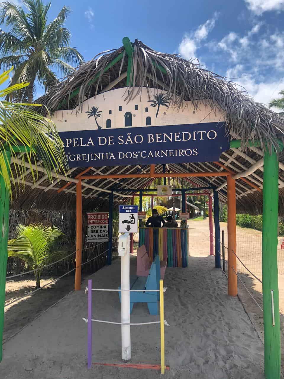 Praia dos Carneiros - Pe, onde fica esse paraíso