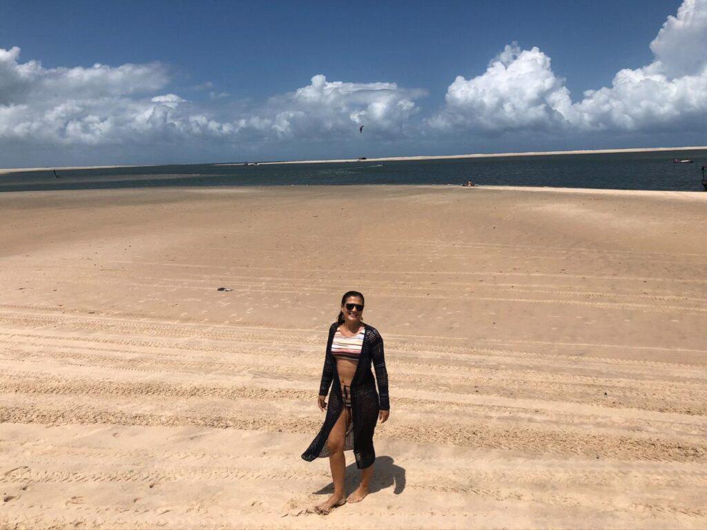 Praia de Atins - um passeio delicioso para quem visita os Lençóis Maranhenses