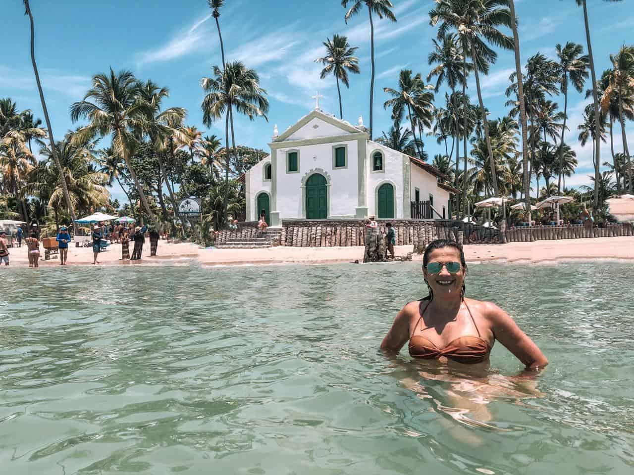 Praia dos Carneiros- PE: onde fica esse paraíso