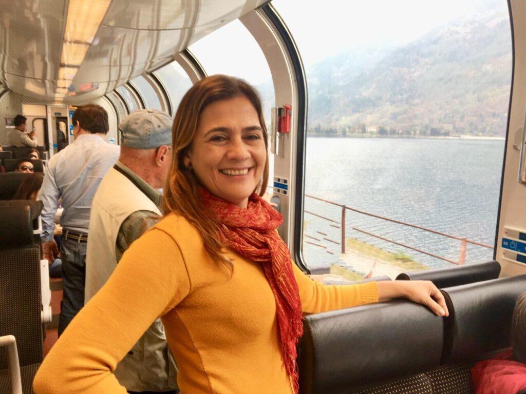 Swiss Pass Faça um orçamento comparativo