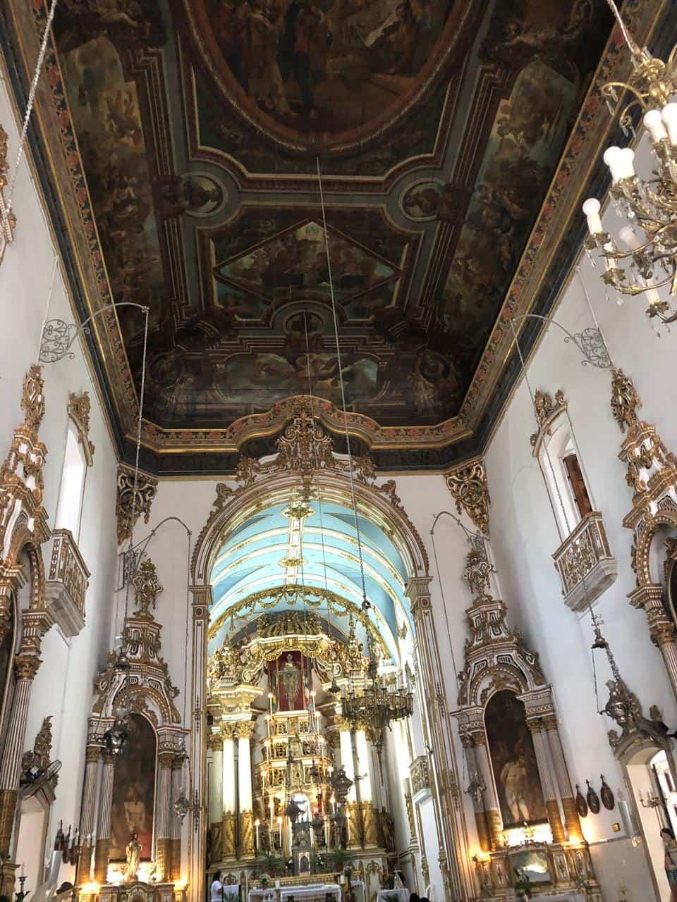 Igreja do Bonfim, um local de fé e agradecimento em Salvador Bahia