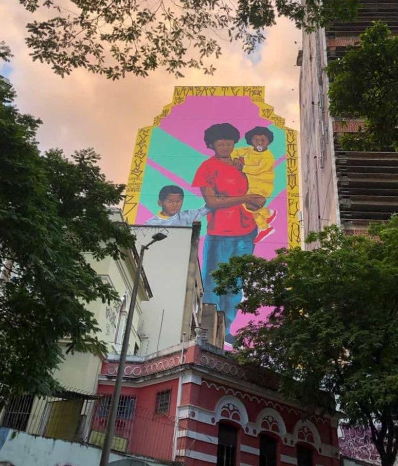 Projeto CURA - Circuito Urbano de Arte BH