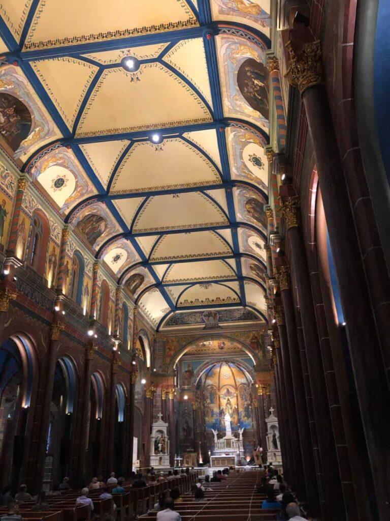 Parte Interna Igreja São José - BH