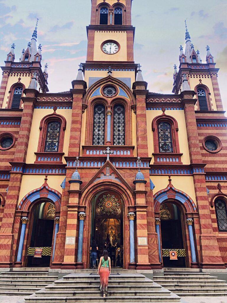 Um pouco da História da Igreja São José em Belo Horizonte MG