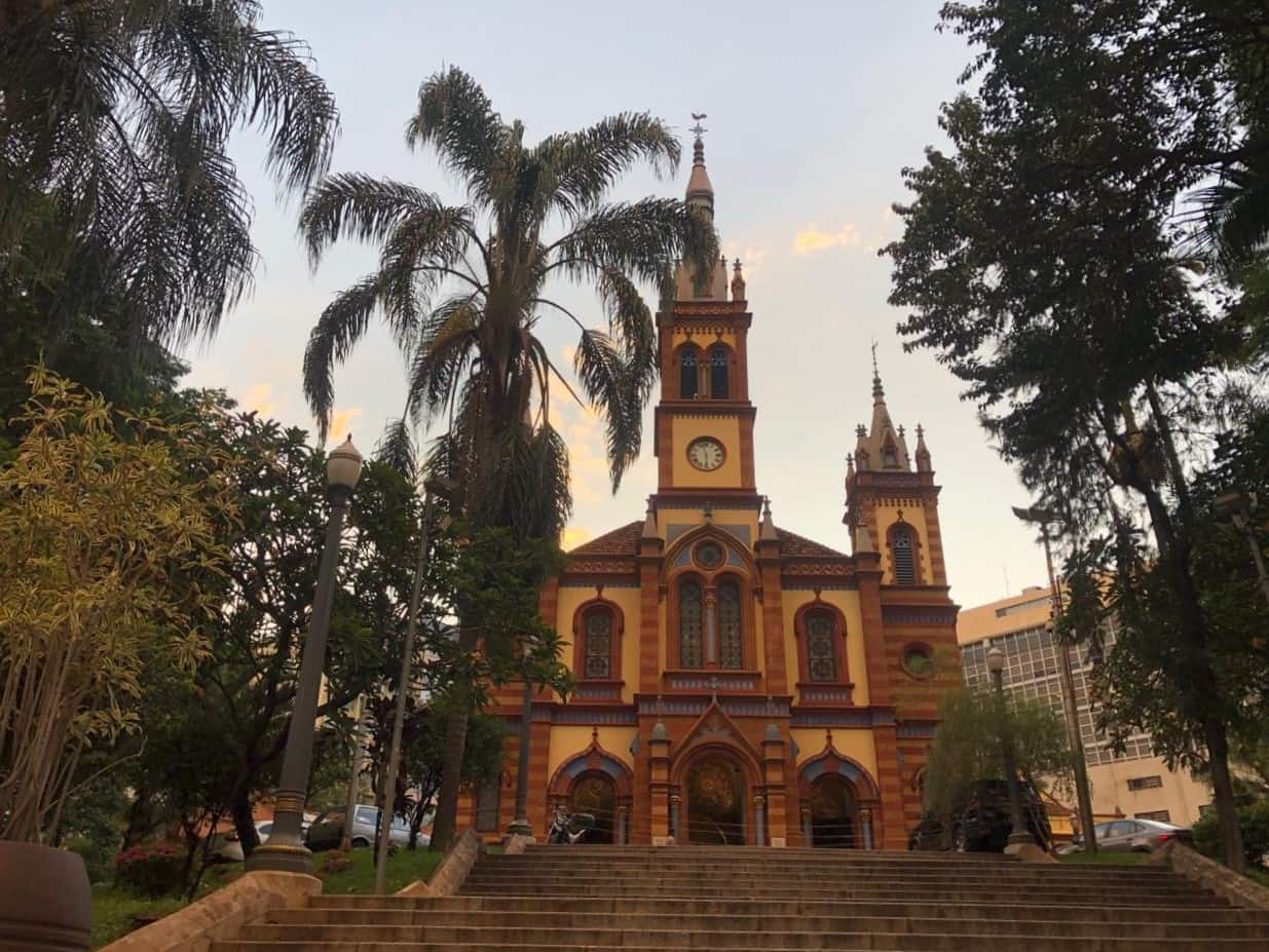 Igreja São José, ponto turístico imperdível em BH