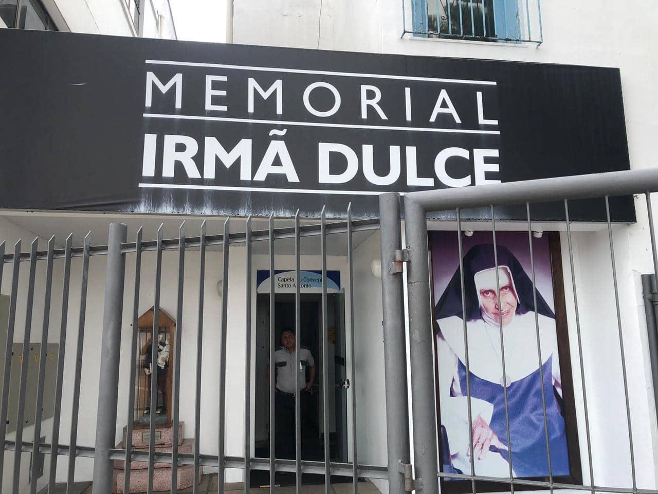 Do Memorial Irmã Dulce a Igreja do Bonfim - Caminho da Fé