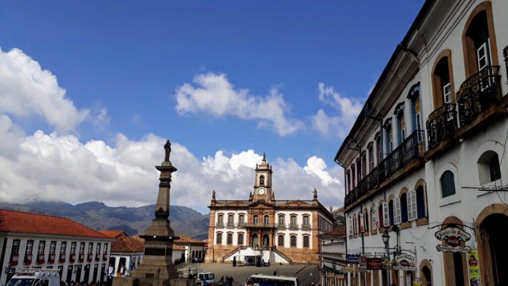 Atração Imperdível - Ouro Preto - Um bate e volta a partir de Belo Horizonte