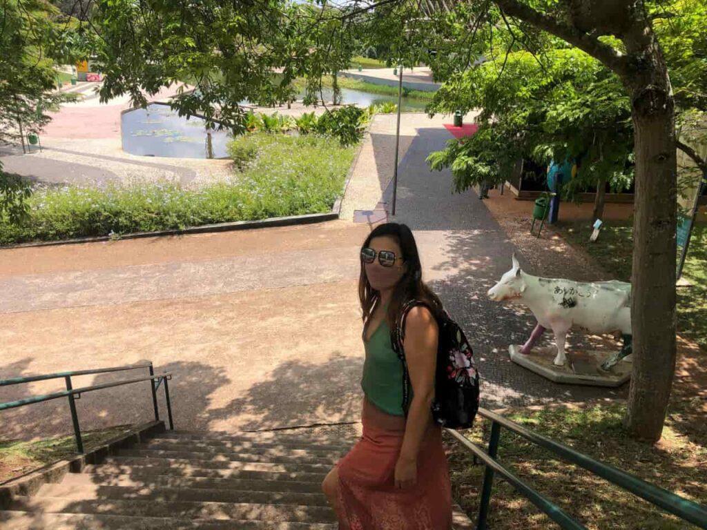 Parque Mangabeira - Atração imperdível em BH