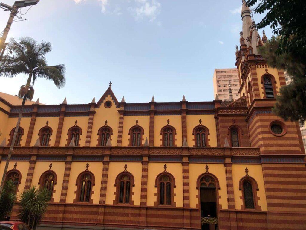 Restauração interna e externa da Igreja São José