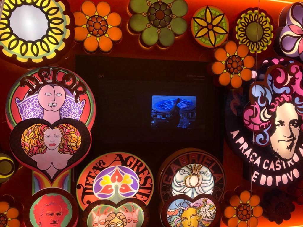 Casa do Carnaval em Salvador Bahia -Museu da folia baiana