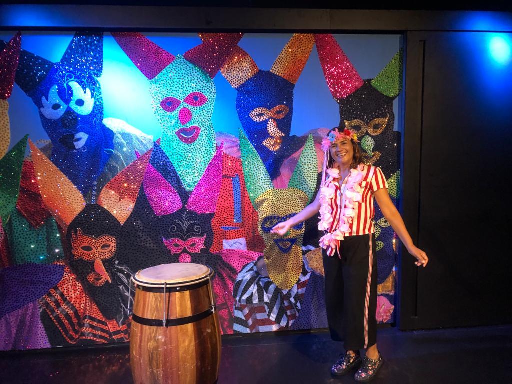 Casa do Carnaval em Salvador Bahia é Museu da folia baiana
