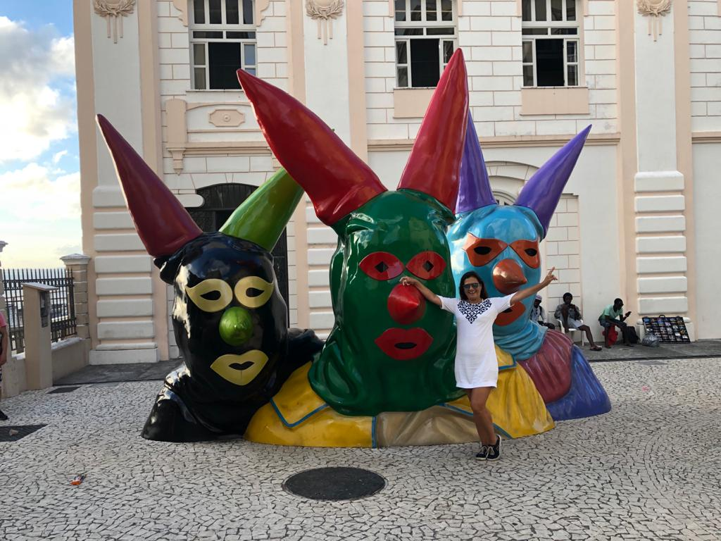 Casa do Carnaval da Bahia, o museu da folia