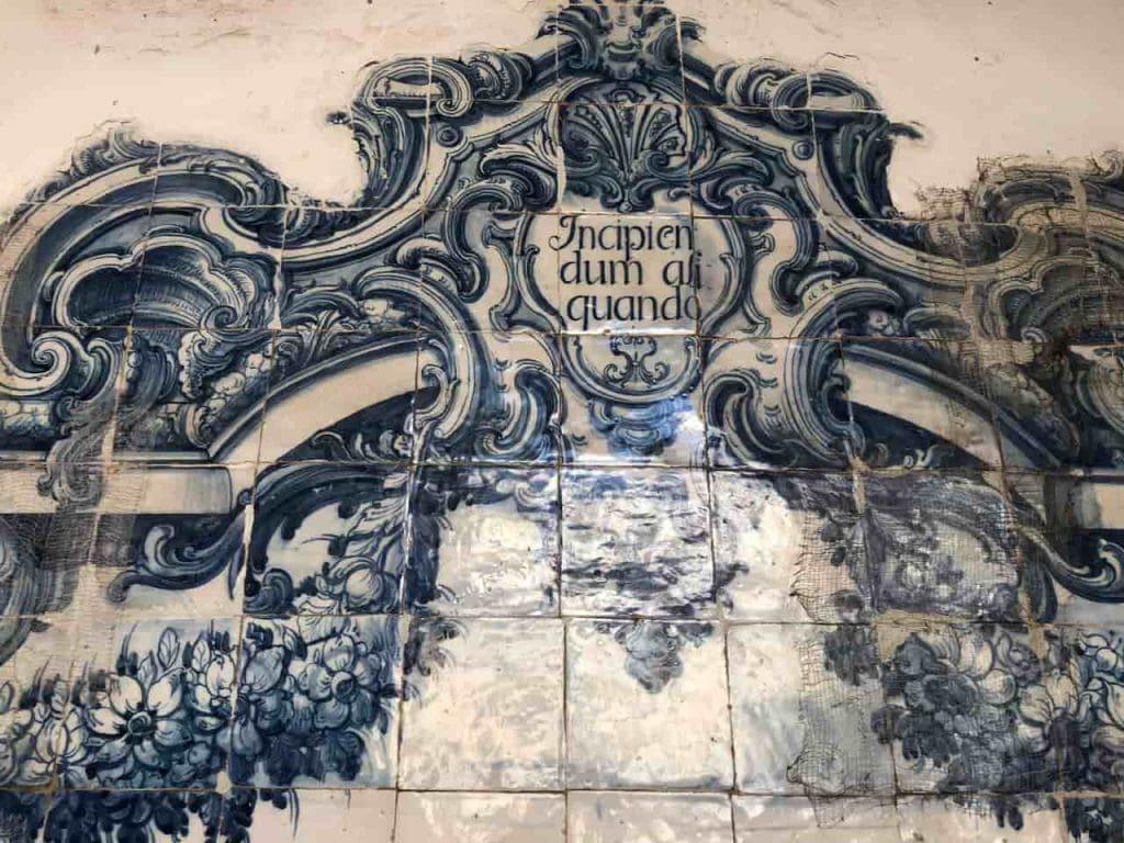 Os maravilhosos azulejos portugueses da Igreja e Convento São Francisco em Salvador Ba