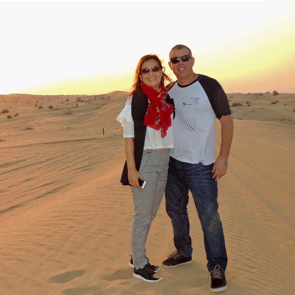 Safari no Deserto de Dubai é um passeio imperdível para quem vai aos Emirados Árabes