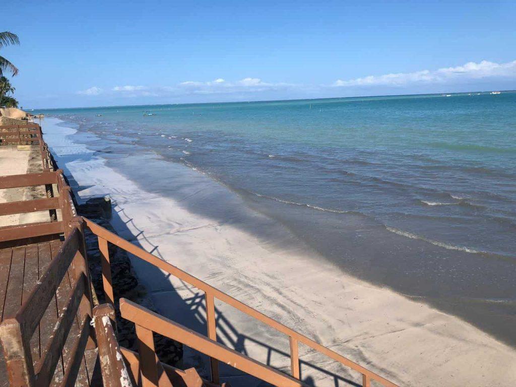 Praia de Barra Grande Maragogi