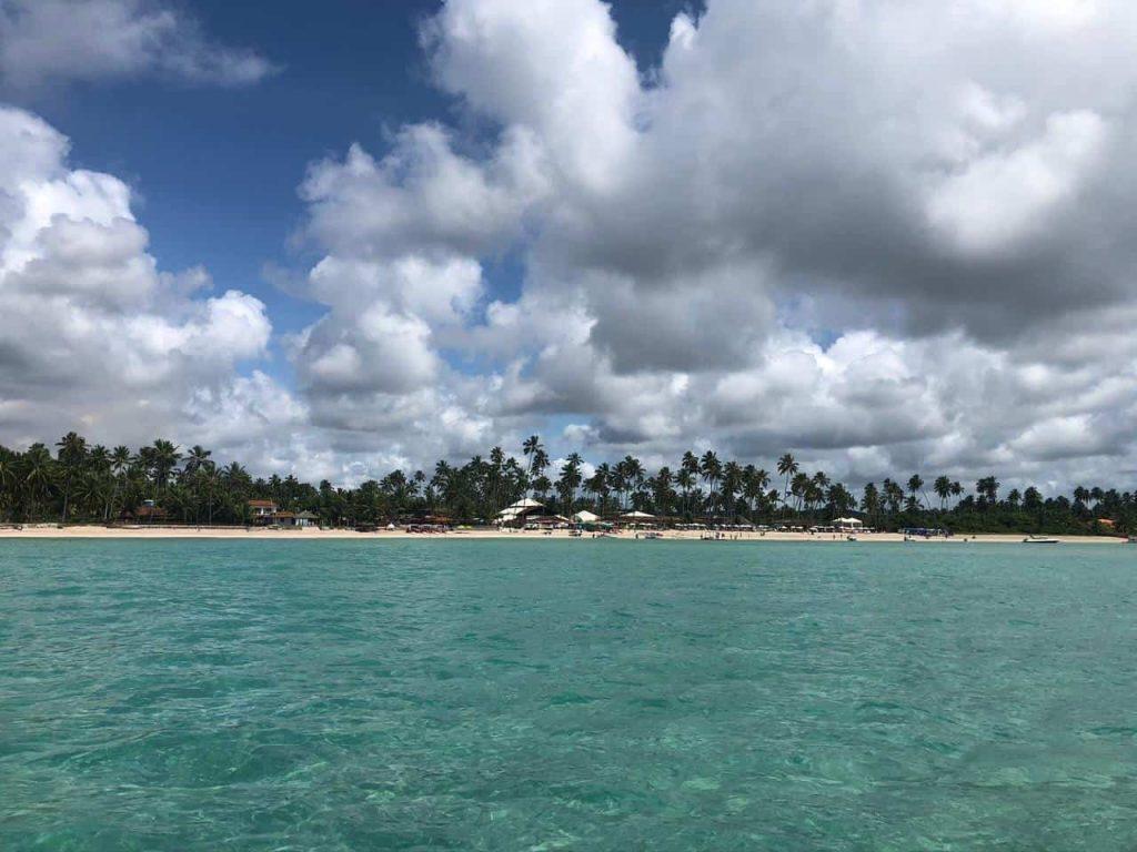 Maragogi Alagoas - O Caribe Brasileiro fica no Nordeste - passeio de lancha em Maragogi Alagoas