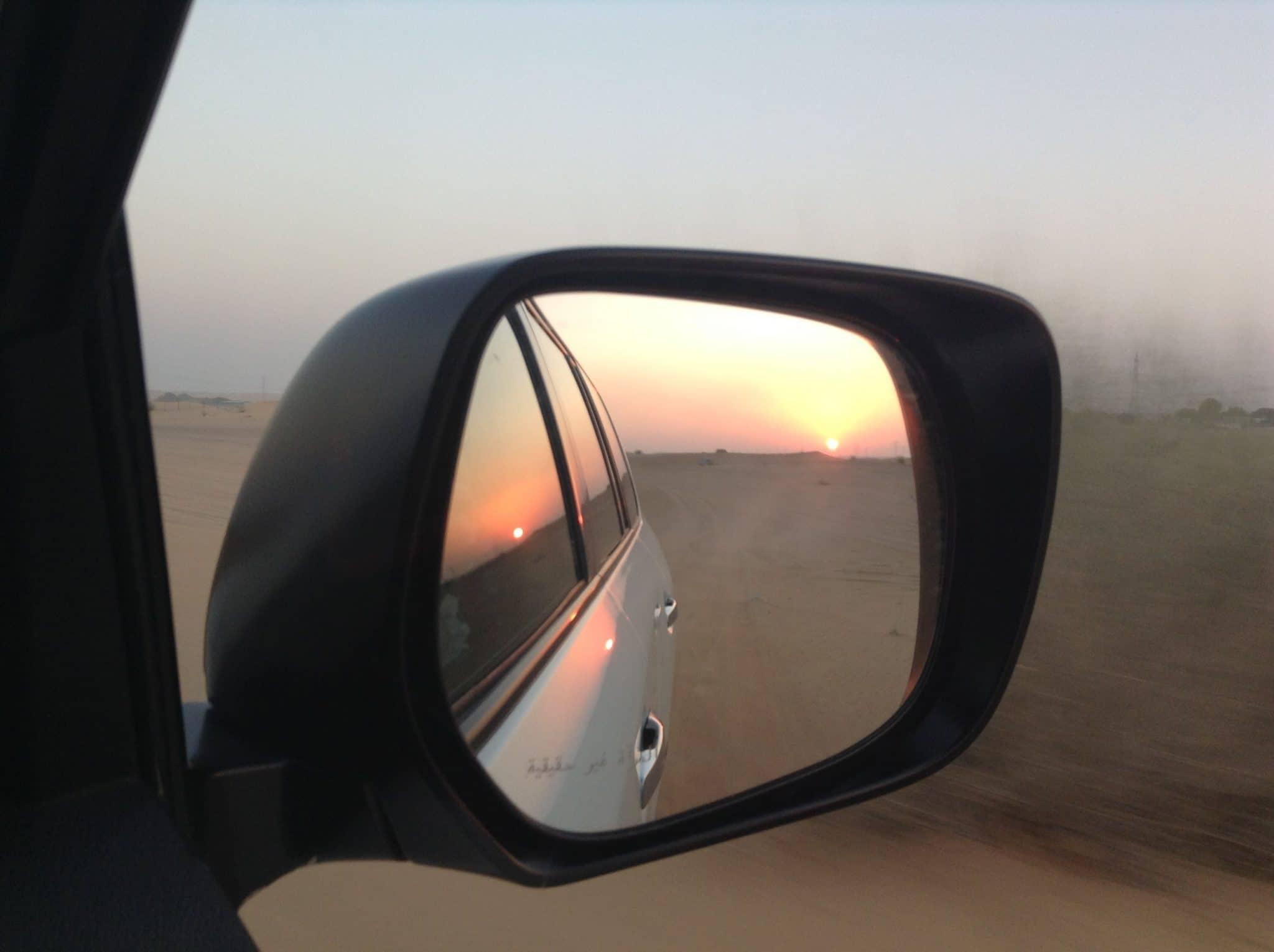 Deserto de Dubai: Passeio imperdível