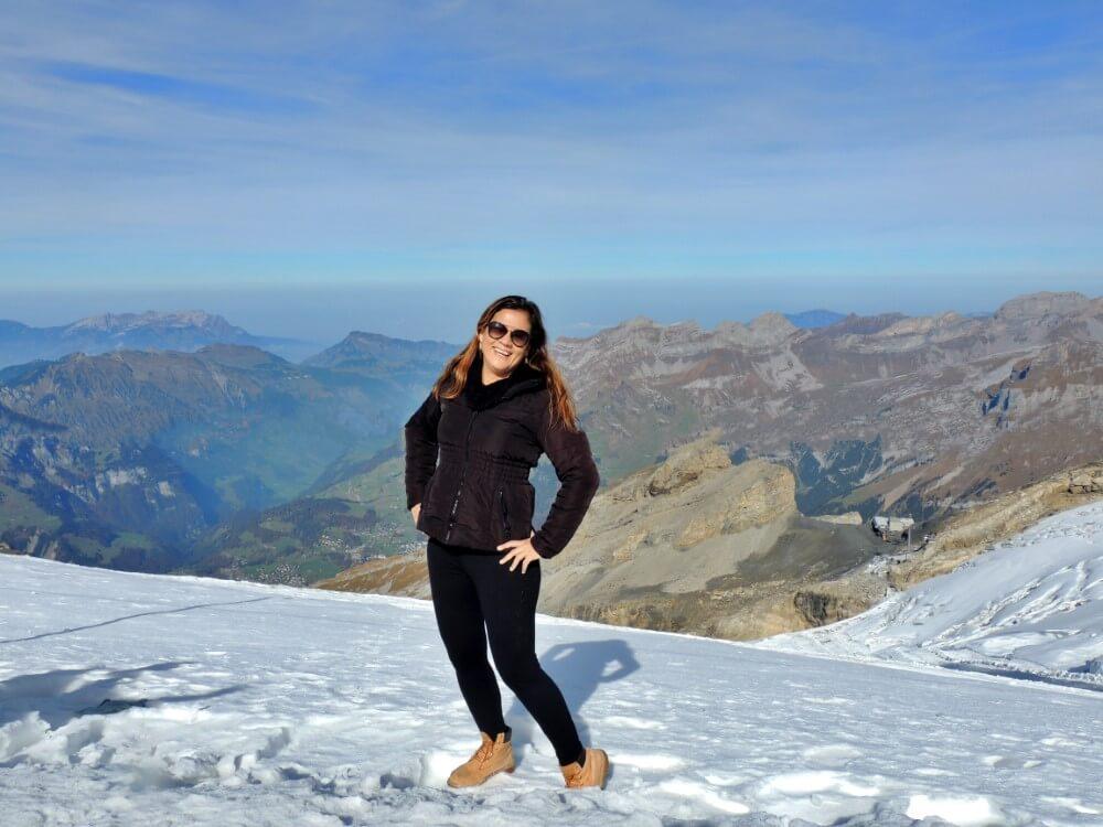 Lucerna, e suas maravilhosas montanhas