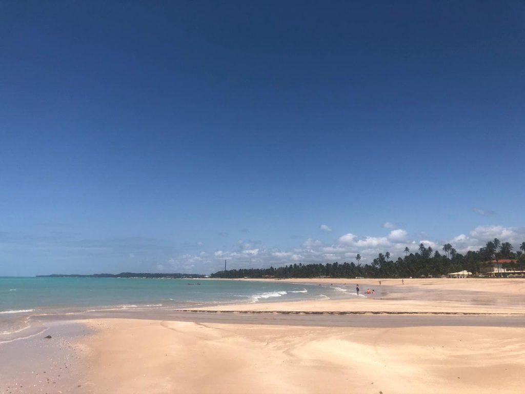 Maragogi Alagoas - O Caribe Brasileiro fica no Nordeste - Praia de Burgalhau