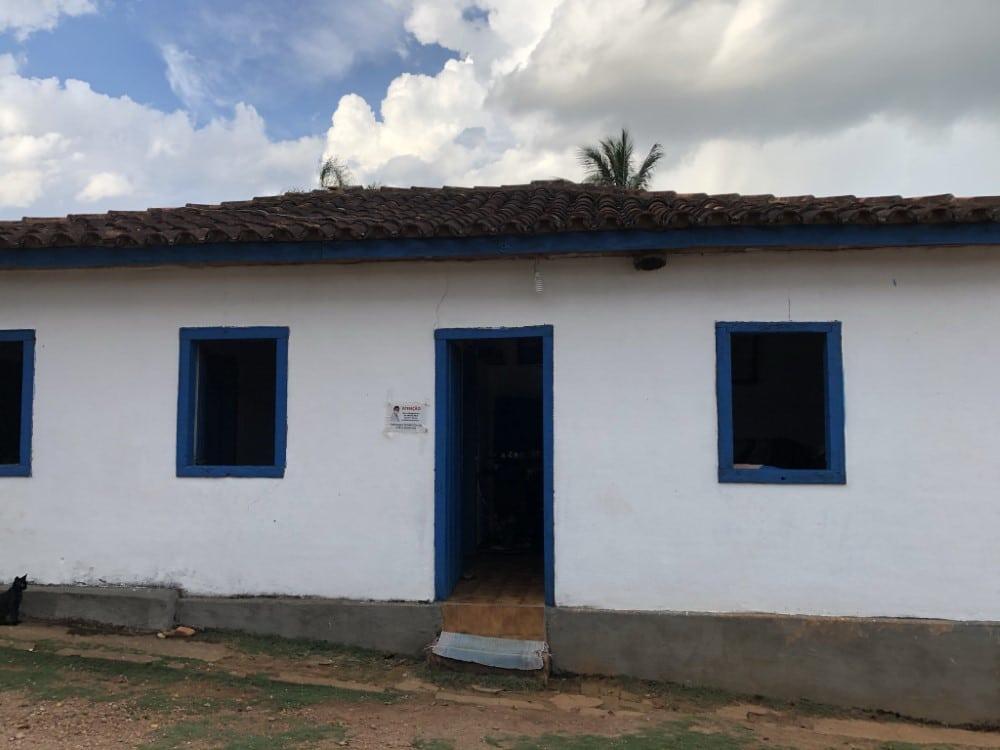 Tour pela Serra da Canastra - Fazenda da Nélia
