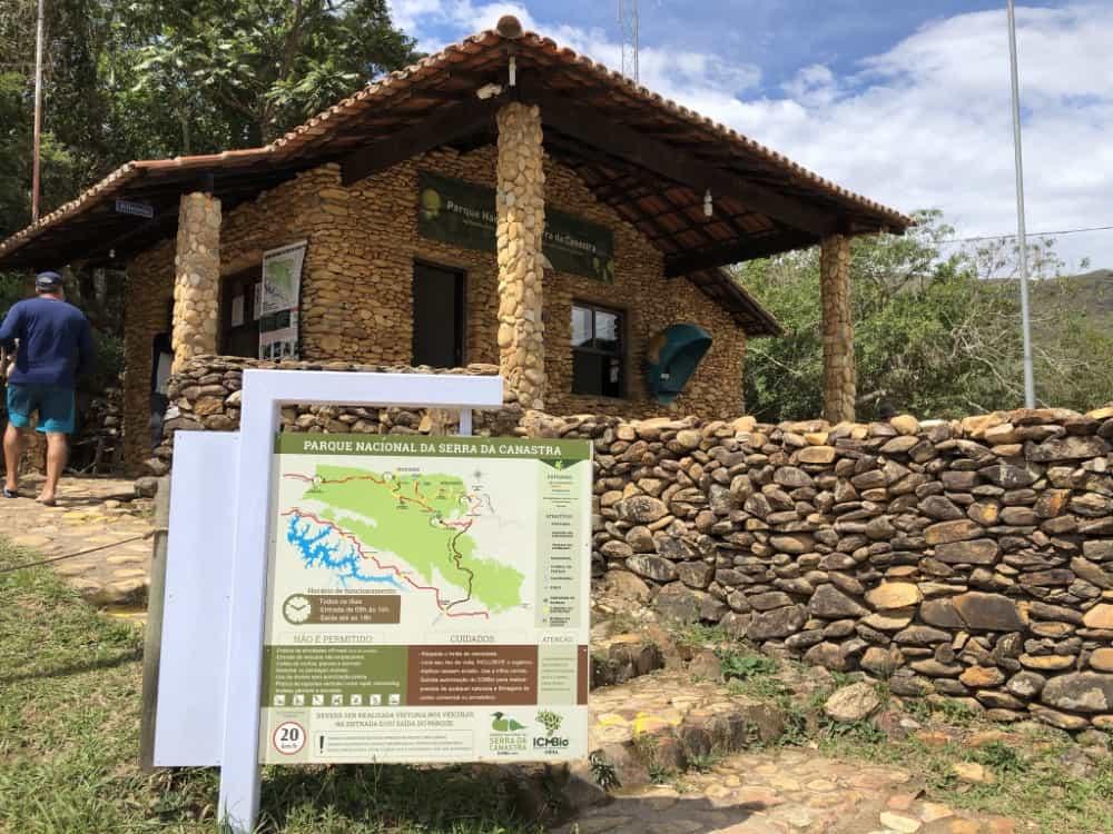 A Serra da Canastra é uma rica região em ecoturismo e está localizada em Minas Gerais no Parque Nacional da Serra da Canastra