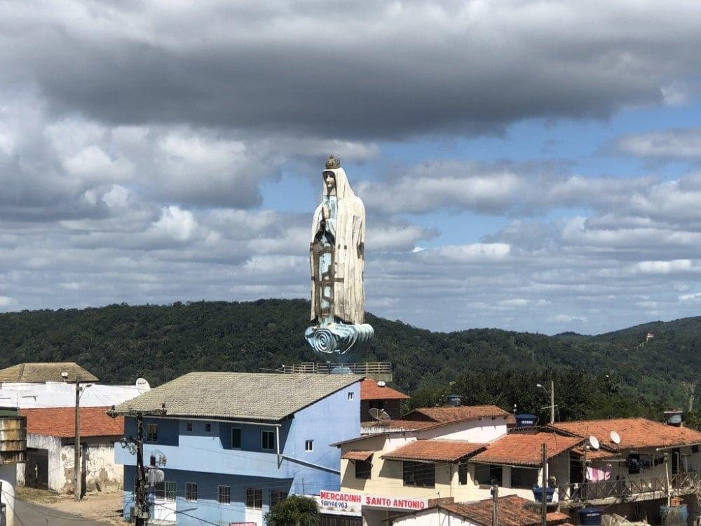 Guaramiranga, o destino de inverno no Ceará - Mirante Linha da Serra