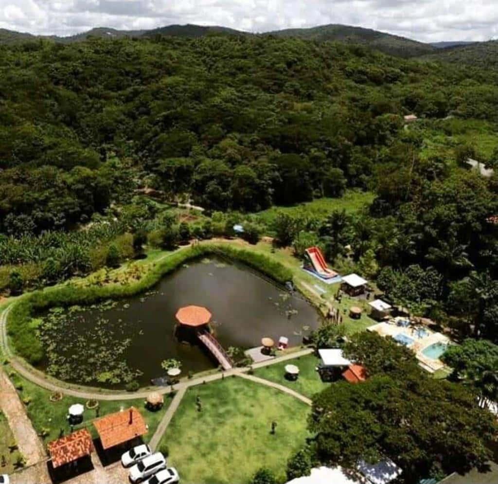 Guaramiranga, o destino de inverno no Ceará - Parque Handara