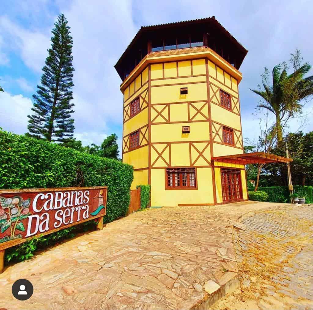 Guaramiranga, o destino de inverno no Ceará - Restaurante e Café Cabanas da Serra