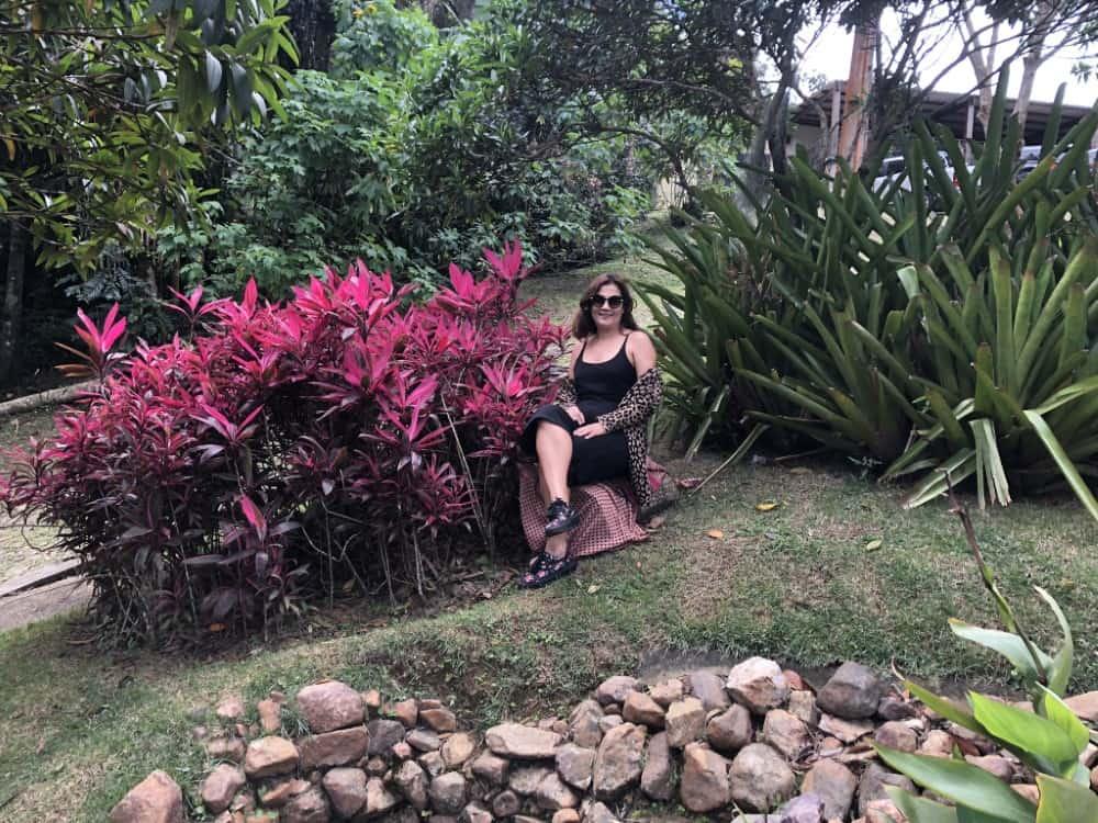 Onde comer em Guaramiranga Ce - Restaurante Mango no Hotel Vale das Nuvens