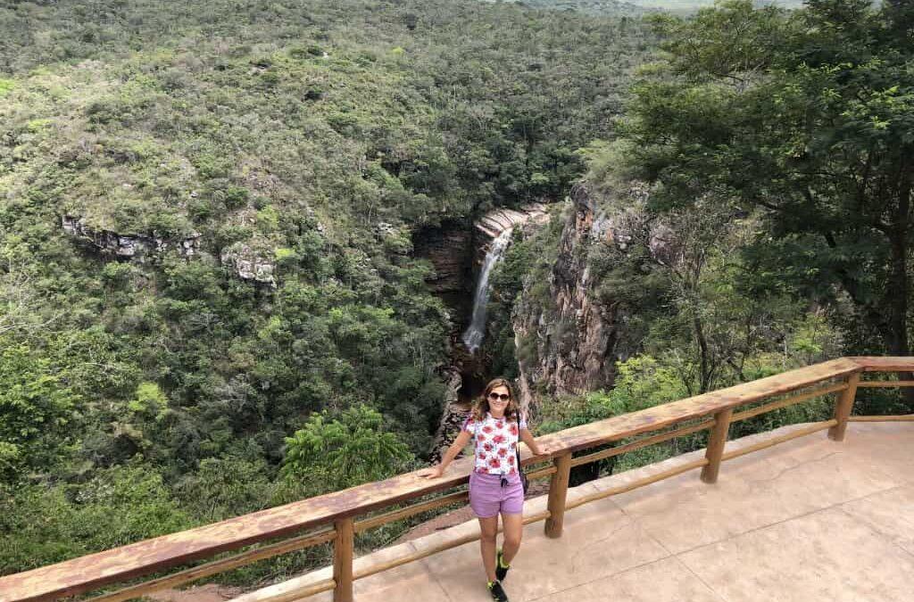 Cachoeira do Mosquito: uma bela atração de Lençóis