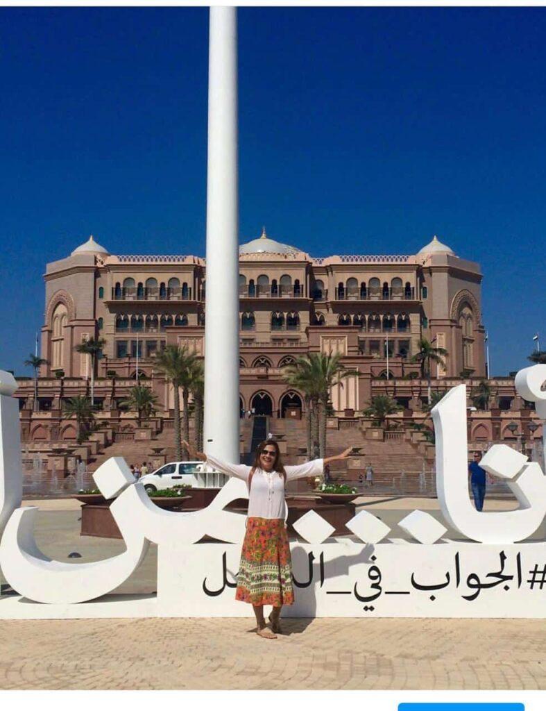 O que fazer na capital dos Emirados Árabes: Emirates Palace Hotel