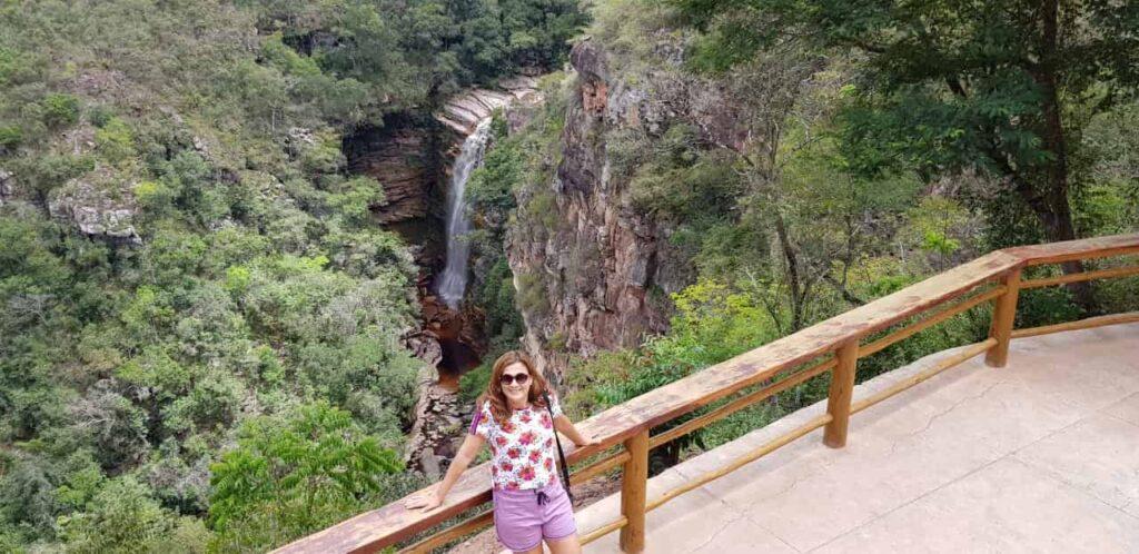 A Cachoeira do Mosquito é uma das atraçõ